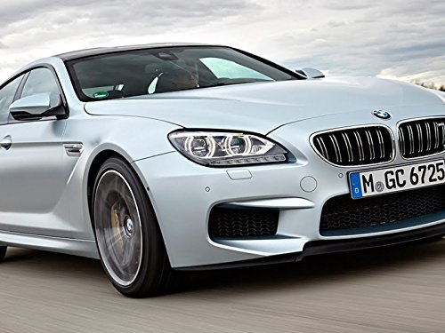 2014 BMW M6 Gran Coupe: The Best M Money Can Buy?