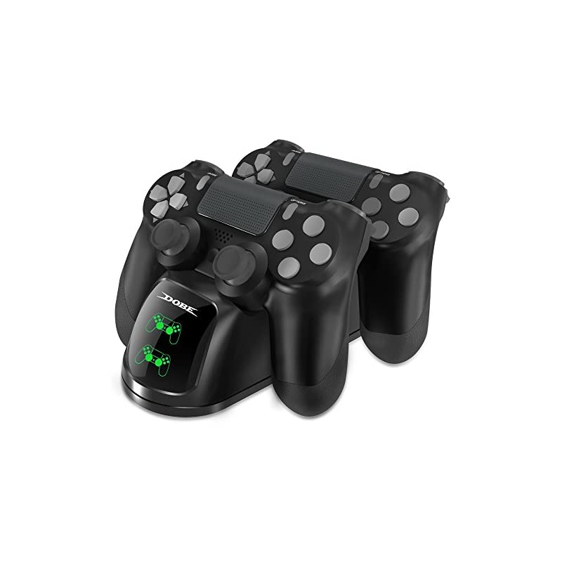 DOBE PS4 Controller Charger, Dual Shock