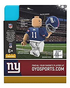 Phil Simms Legends NFL OYO New York Giants Generation 4 G4 Mini Figure