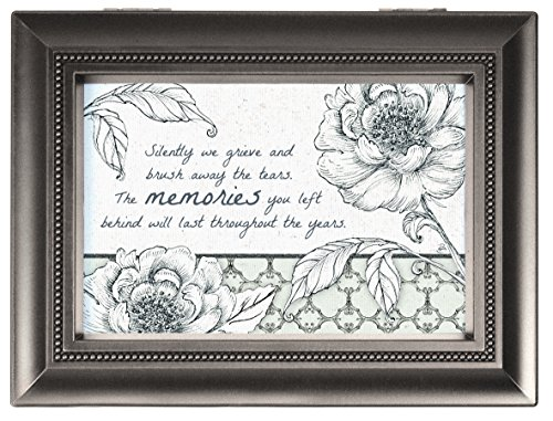 Price comparison product image Carson Home Accents Music Box,  Memories You Left