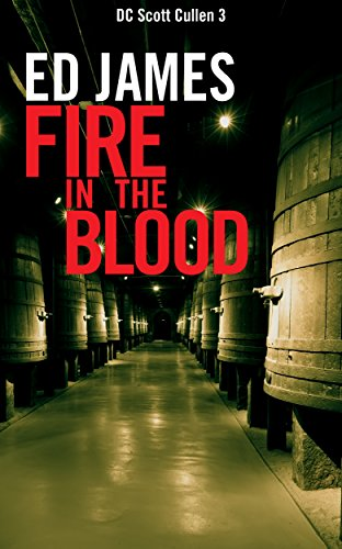 Fire Blood Scott Cullen Crime ebook product image