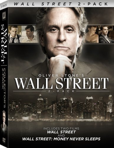 Wall Street Collector's Two-Pack (Wall Street / Wall Street: Money Never Sleeps) by 20th Century Fox