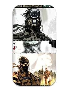 LuTtTJc9086FwoaE ZippyDoritEduard Metal Gear Durable Galaxy S4 Tpu Flexible Soft Case