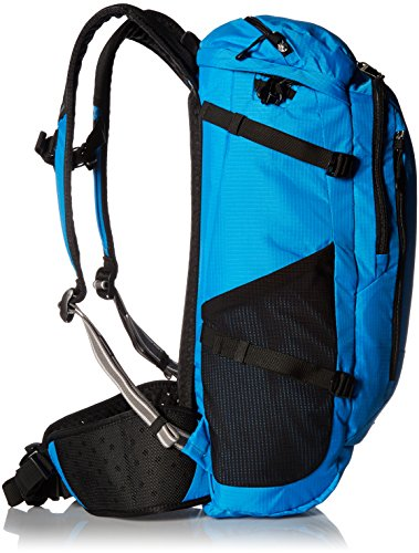 Pacsafe Venturesafe X30 Anti-Theft Adventure Backpack, Hawaiian Blue by Pacsafe (Image #4)