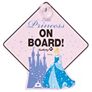 Disney Sparkle Princess On Board Sign