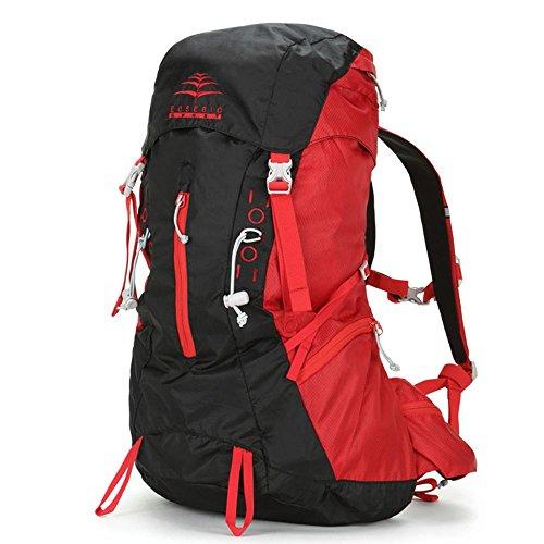 BUSL alpinismo al aire libre de viaje mochila femenina masculina a pie hombros deportes bolsa de viaje mochila . a a