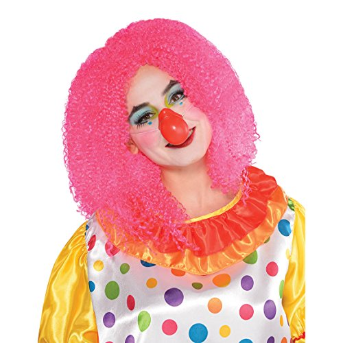 Amscan, Squeaky Clown Nose Costume Accessory, As Shown, Medium