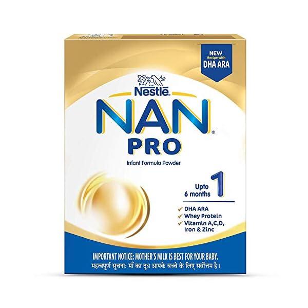 Nestle Best Formula Milk for Newborn Baby India