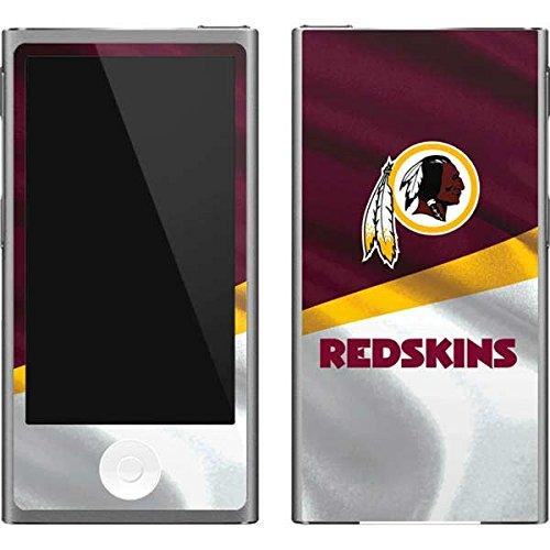 Ipod Skin Washington Redskins - Skinit NFL Washington Redskins iPod Nano (7th Gen&2012) Skin - Washington Redskins Design - Ultra Thin, Lightweight Vinyl Decal Protection