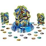 Teenage Mutant Ninja Turtles Table Decorations, Party Supplies