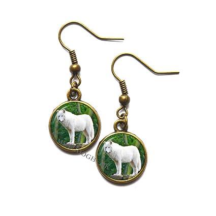 Botewo0lbei Dog Earrings For Her Best Friend Birthday Gift Ideas Charm Lover Idea Girlfriend Memorial MT093