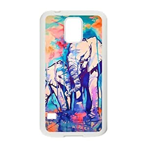 Generic New Arrival Elephant High Quality Hard plastic Case Cover For Samsung Galaxy note4