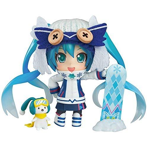 Good Smile Snow Miku: Snow Owl Ver. Nendoroid Action Figure