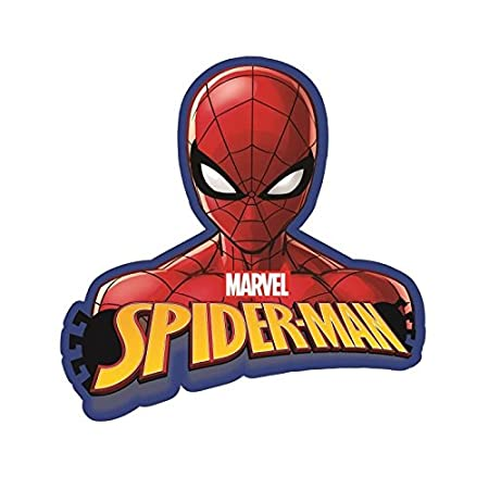 Spiderman Cojin 3D niño, Multicolor, Única: Amazon.es: Hogar