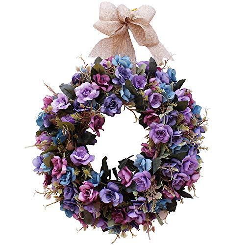 Evoio Rose Wreaths, 16