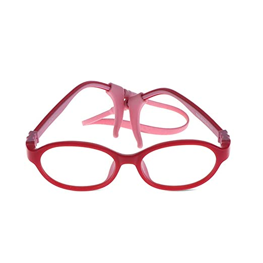 5cad520570 Fantia TR90 Glasses Frame Two-Color Soft Light Children s Eyewear Kids  Eyeglass ...