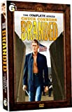 Branded - The Complete Series starring Chuck Connors! 6 DVD SET - OVER 19 HOURS!