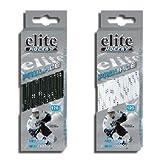 Elite Hockey Prolace Non-Waxed Hockey Skate Laces - White - 120