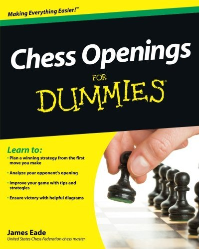 Price comparison product image Chess Openings For Dummies by James Eade (2010-08-02)