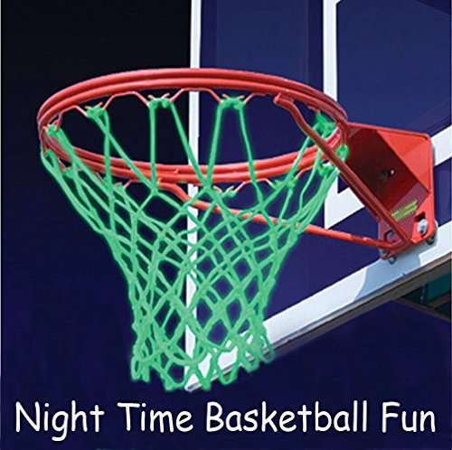 D-Mcark Portable Outdoor Light Up Basketball Net