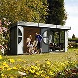 Rowlinson Cabin Blue/Grey