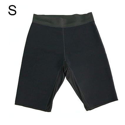 Pantalones de sauna de sudor caliente para hombres Culturismo ...