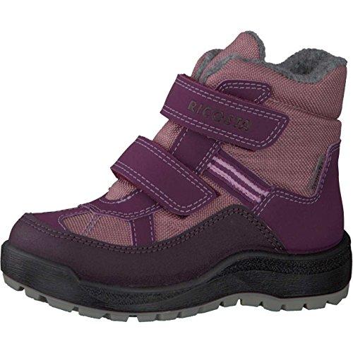 Ricosta Gabris Mädchen Winter Schuhe Stiefel Boots gefüttert Bordo