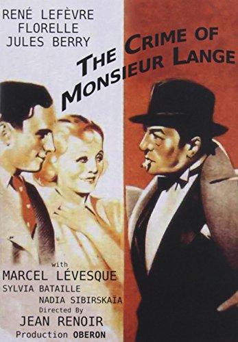 (The Crime of Monsieur Lange)