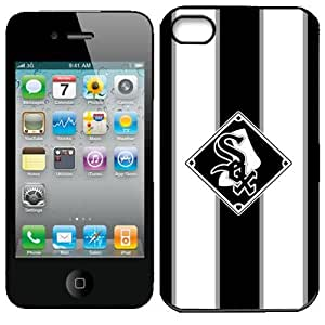 MLB Chicago White Sox Iphone 4 and 4s Case Cover