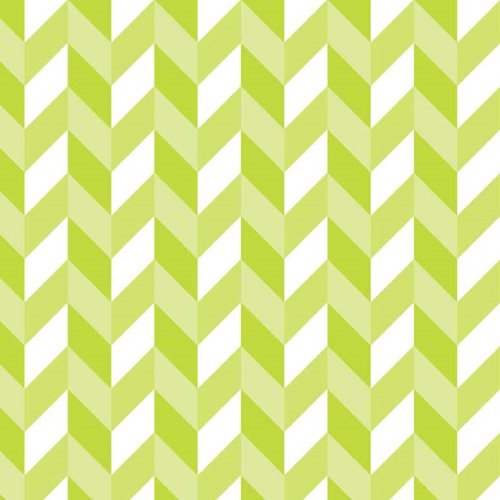 Lime Pattern Paper - Magic Cover Adhesive Vinyl Contact Paper for Shelf Liner, Drawer Liner and Arts and Crafts Projects - 18 inches by 9 feet per roll, Westwood Lime Pattern