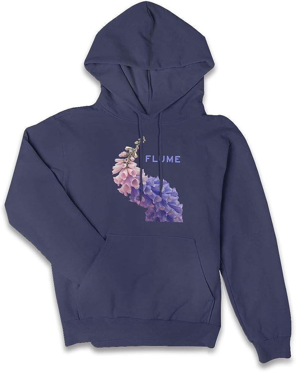 Wokeyia Top Black Hoodie Sweet Hood for Woman Flume Flower Sweatshirt Sweatshirts