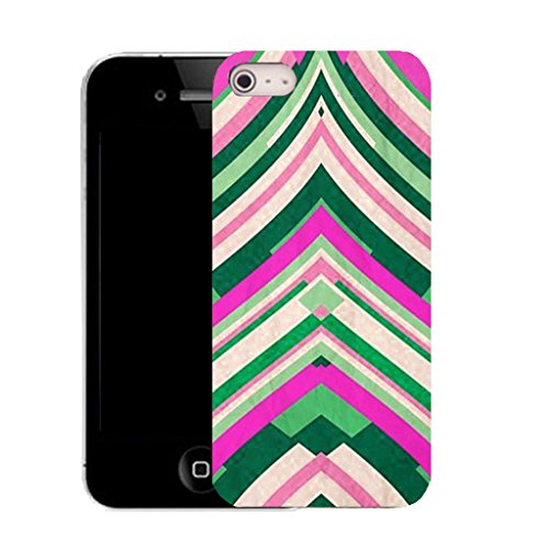 Mobile Case Mate IPhone 4s clip on Silicone Coque couverture case cover Pare-chocs + STYLET - shrewd pattern (SILICON)