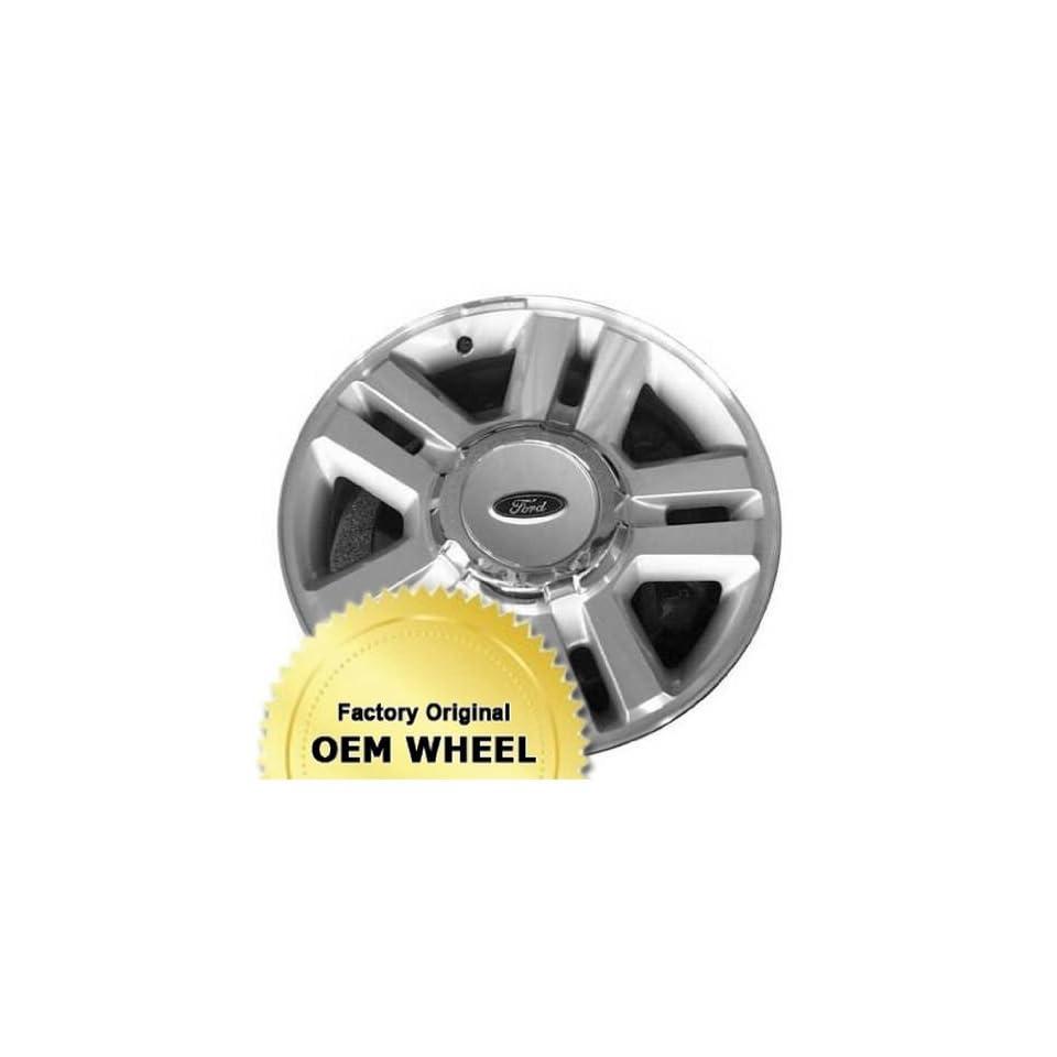 FORD F150 18X7.5 5 SPLIT SPOKE Factory Oem Wheel Rim  CHROME CLAD   Remanufactured Automotive