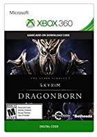The Elder Scrolls V: Skyrim: Dragonborn - Xbox 360 Digital Code