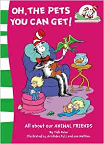 Cat in the hat learning library books