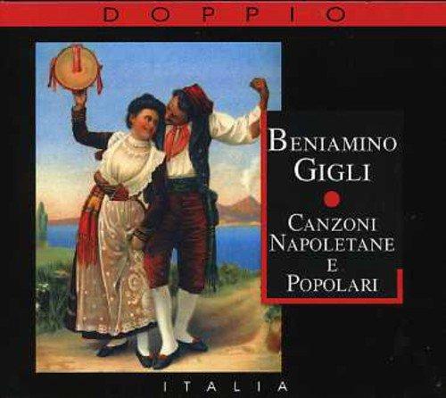 Canzoni Napoletane E Popolari ()