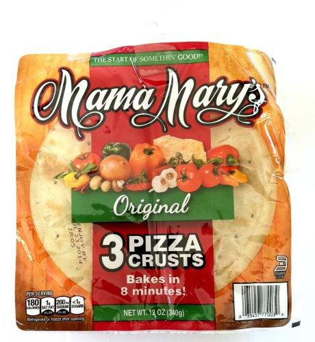 Mama Marys Pizza Crust 7in