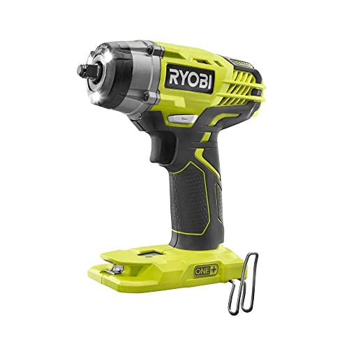 Ryobi 18-Volt ONE Cordless 3 8 in. 3-Speed Impact Wrench Tool Only P263