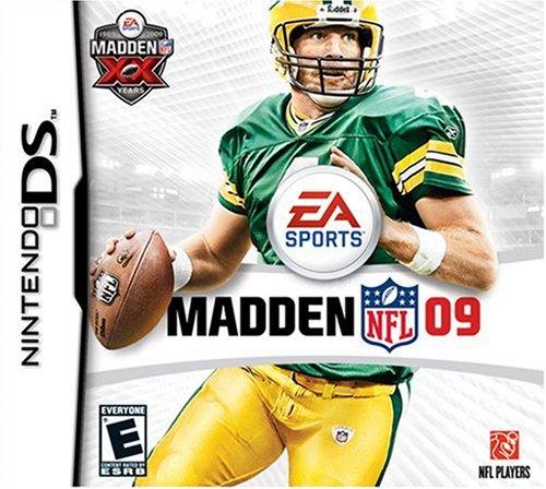 Madden NFL 09 - Nintendo DS