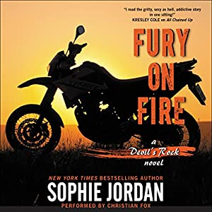 Fury on Fire Audiobook