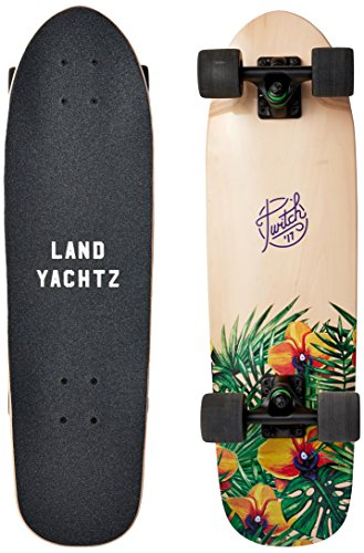 Twitch x Landyachtz Dinghy (Skateboards Longboard Landyachtz)
