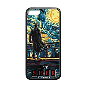 Lmf DIY phone caseStarry Fall (Sherlock) Cell Phone Case for iphone 5cLmf DIY phone case
