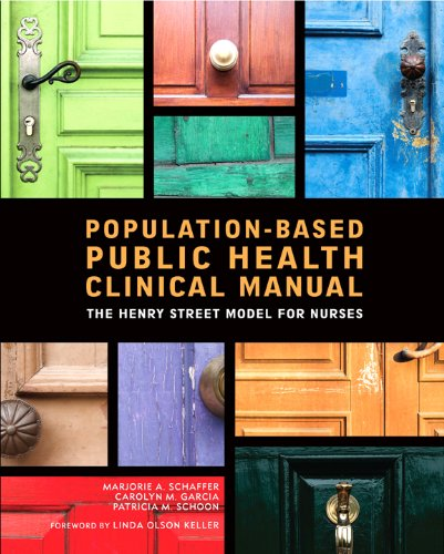 Population-Based Public Health Clinical Manual