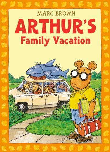 Arthur's Family Vacation: An Arthur Adventure (Arthur ()