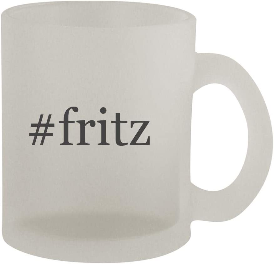 #fritz - 10oz Hashtag Frosted Coffee Mug Cup, Frosted 51frHa6ASyL