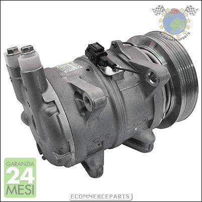 BB0 Compresor Aire Acondicionado SIDAT Nissan Terrano II diese