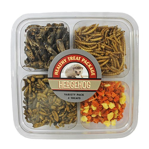 Exotic Nutrition Hedgehog Treat Variety Pack