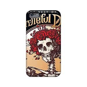 DeanHubley Apple Iphone 6plus Scratch Protection Mobile Case Unique Design Stylish Grateful Dead Image [CUx938JVdo]