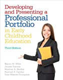 img - for Developing and Presenting a Professional Portfolio in Early Childhood Education (3rd Edition) book / textbook / text book