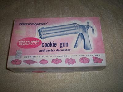Vintage Wear-Ever Cookie Gun